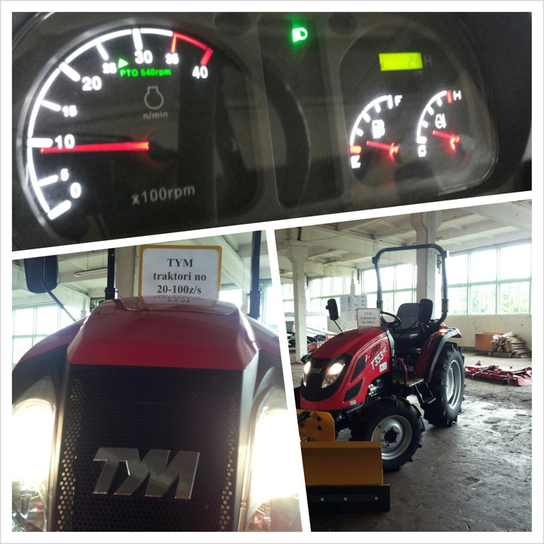TYM T353