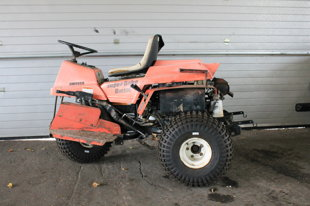 SmithCO Super Rake D-3WD